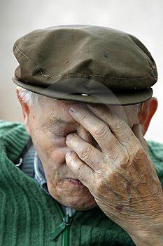 Depressão pode ser confundida com Alzheimer
