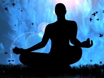 Os benefícios da meditação registrados em fotografia