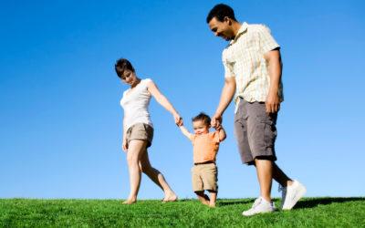 As novas experiências e a influência dos pais