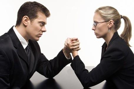 Casamento versus Trabalho.