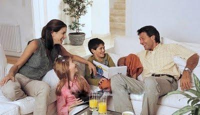 A importancia do diálogo na família