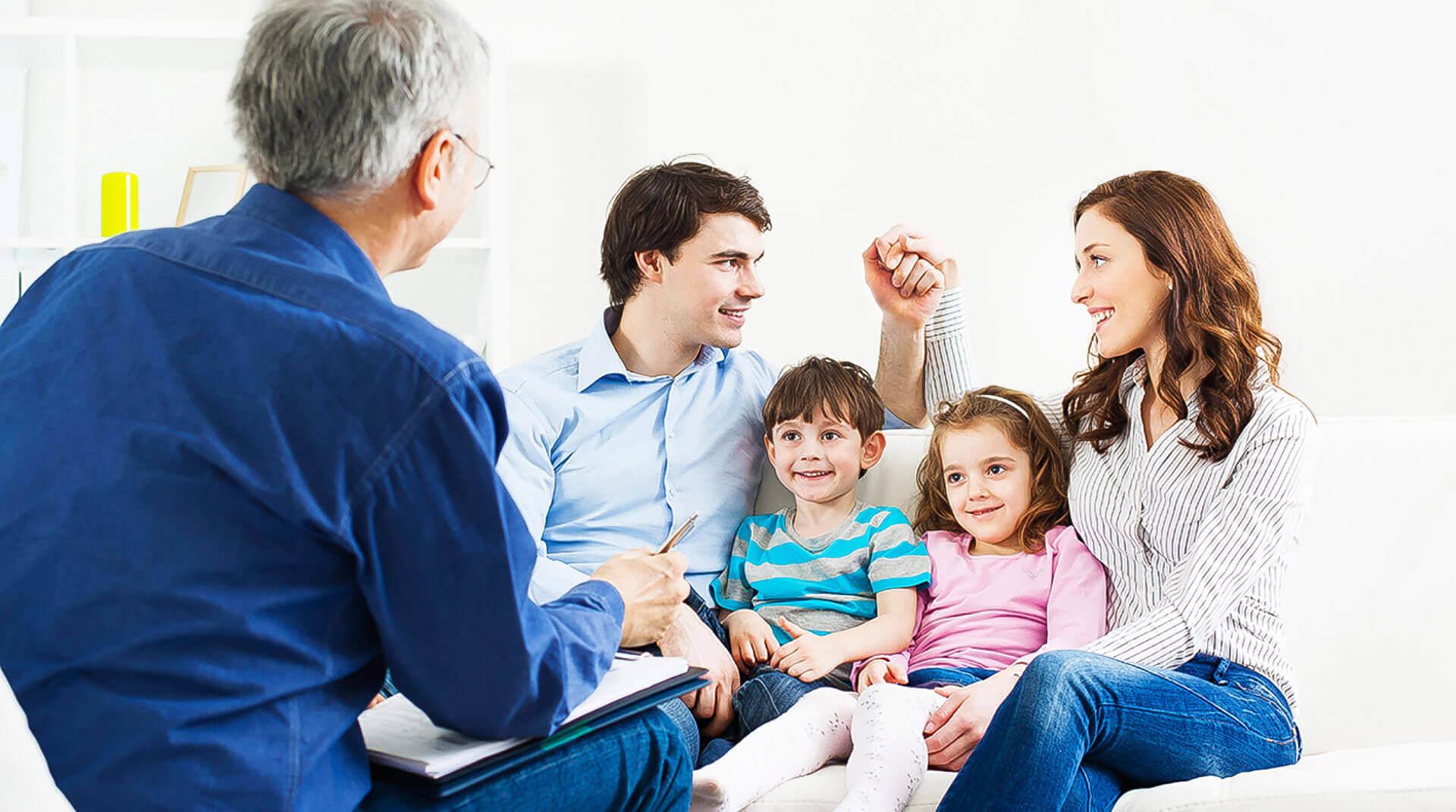 Psicologia Terapia Familiar