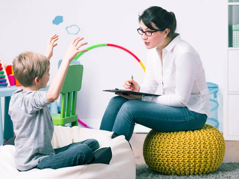 Psicologia Terapia Infantil