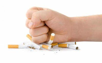 Já pensou em parar de fumar?
