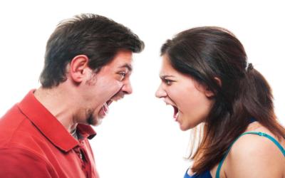 Relacionamentos conjugais conflituosos