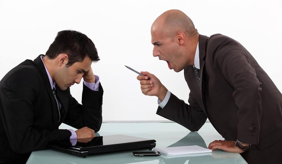 Como Lidar Com um Chefe de Personalidade Narcisista? -casule