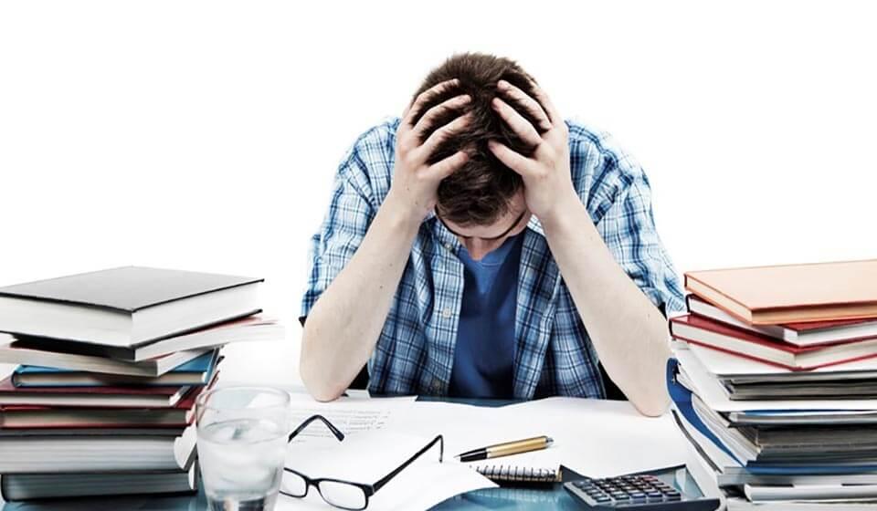 Saúde mental dos estudantes de graduação e pós graduação - casule