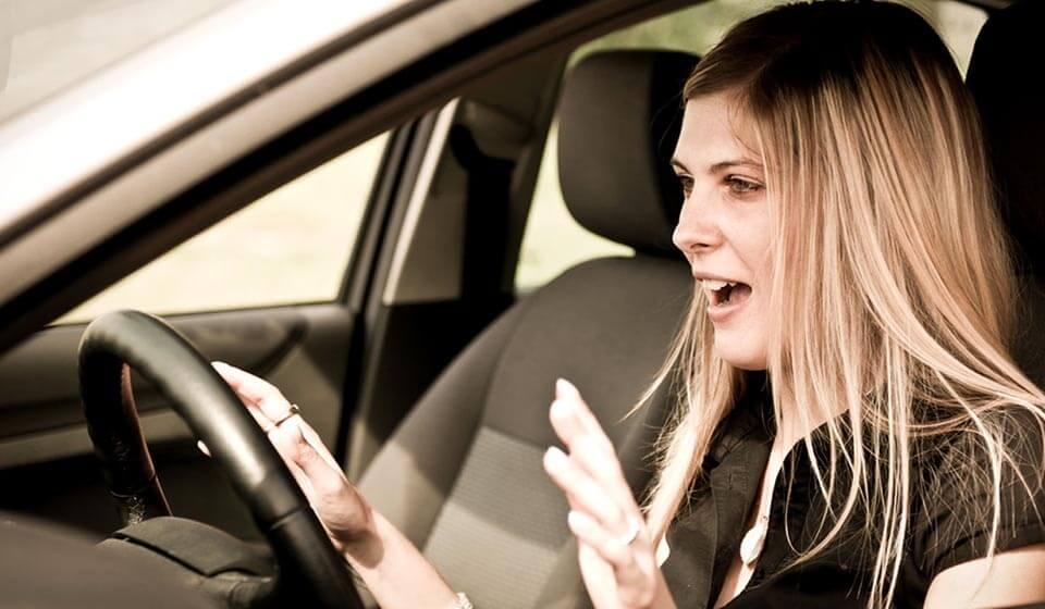 Você tem medo de dirigir- Temos algumas dicas para você! - casule