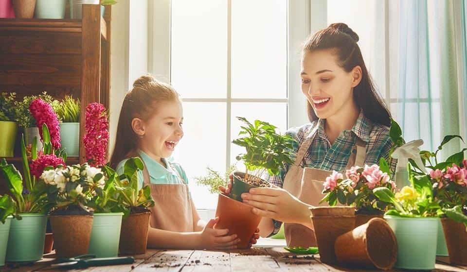 Tarefas domésticas servem somente para manter a casa organizada ou também ajudam no desenvolvimento do seu filho? - casule