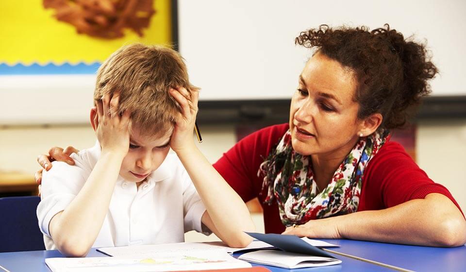 Transtorno do déficit de atenção com hiperatividade em estudantes - casule