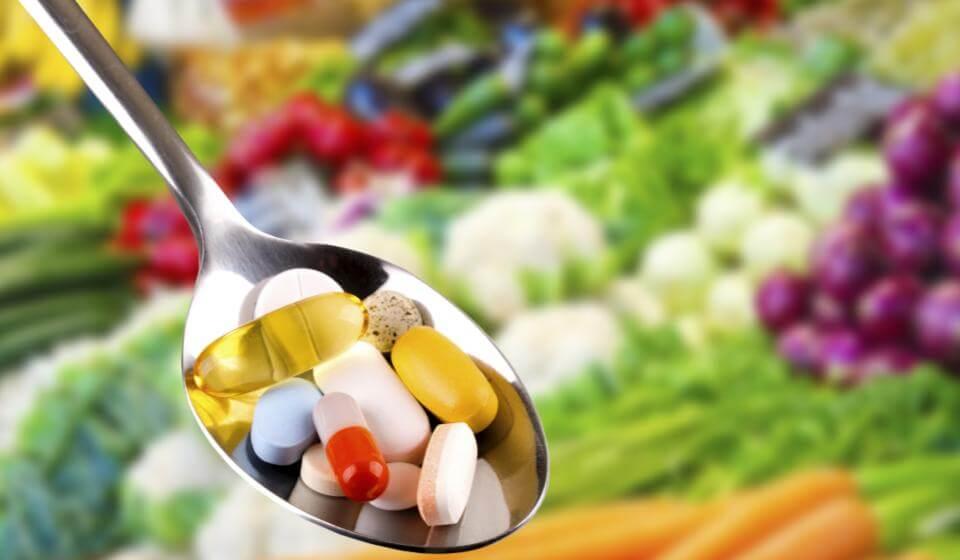 Suplementar vitaminas e minerais - Nutricionista Saulo - Casule