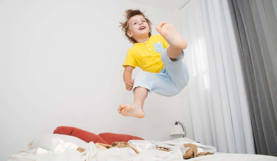 criança hiperativa - Casule