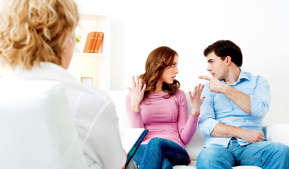 Terapia de casal para separar?