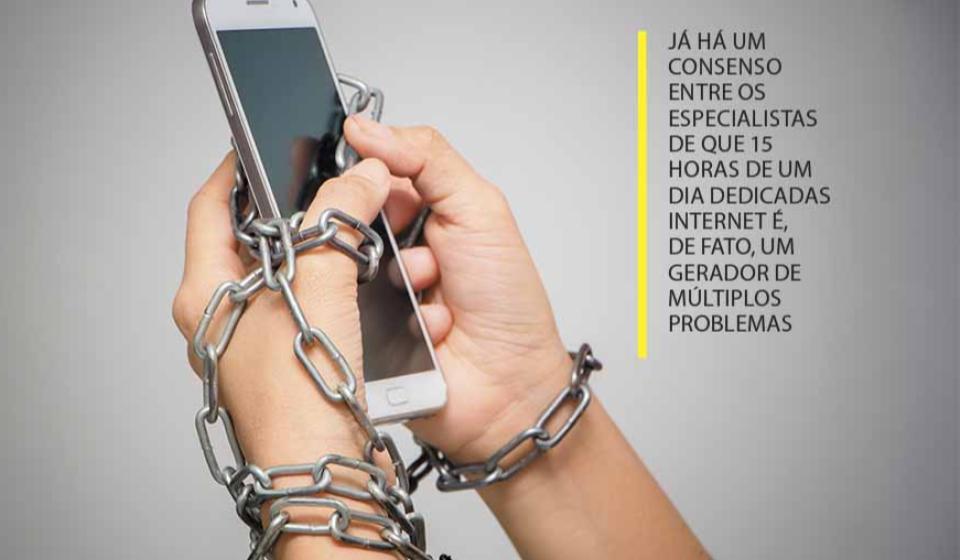 Vicio com celular - Casule