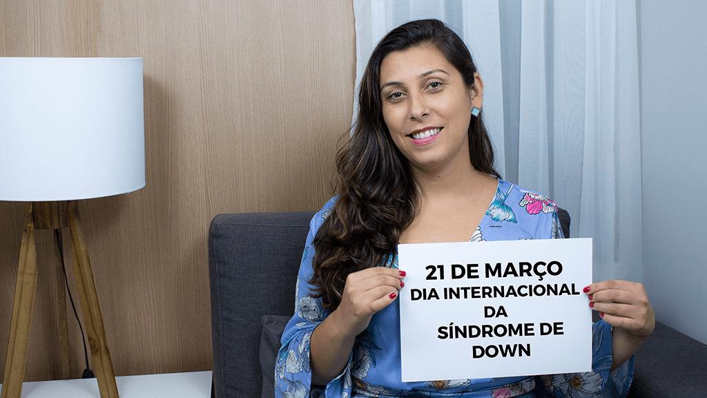 A fonoaudiologia na Síndrome de Down