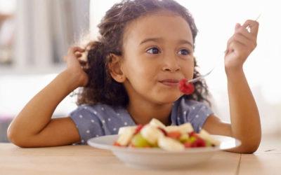 Os dez mandamentos para uma boa alimentação infantil