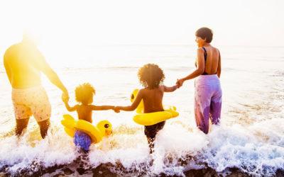 Como aproveitar as férias escolares com seu filho?