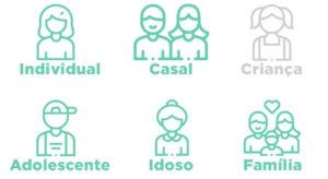 Atendimento Individual, Casal, Adolescente, Idoso e Família