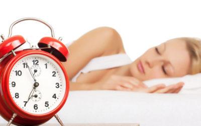 Relação entre uma boa noite de sono, o emagrecimento e a saúde