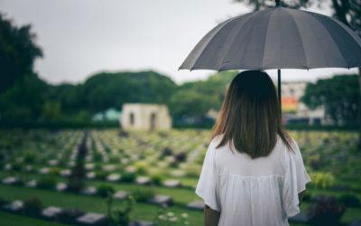 Como enfrentar a perda do cônjuge