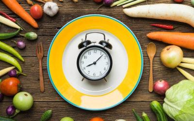 Você respeita o horário das refeições