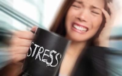 Penso, logo Estresso