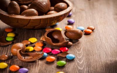 Consumo de chocolates na Páscoa