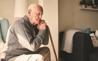 O isolamento social durante a pandemia e os idosos