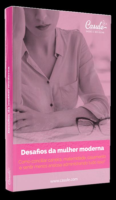 Ebook Desafios da Mulher Moderna