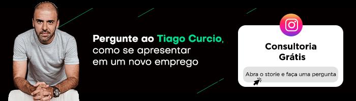 Pergunte ao Tiago Curcio