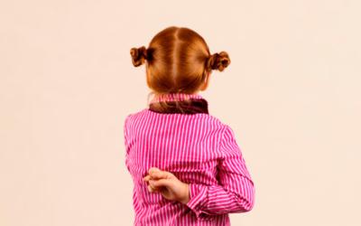 Por que as crianças mentem?