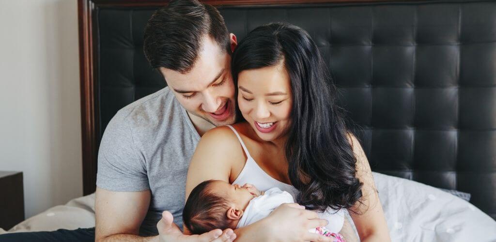 Como facilitar a chegada de um bebê na família